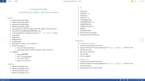 Click this images to download the UI Testing Checklist